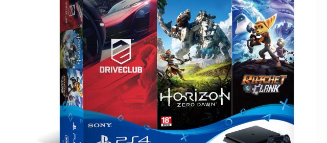 Sony announces the HITS Bundle for PS4