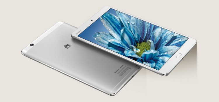 Huawei outs the MediaPad M3 and MediaPad T2 Android Tablets