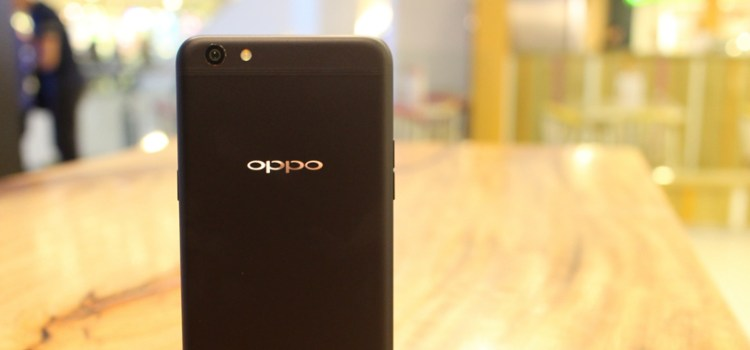 DAILY DRIVEN | OPPO F3 Plus