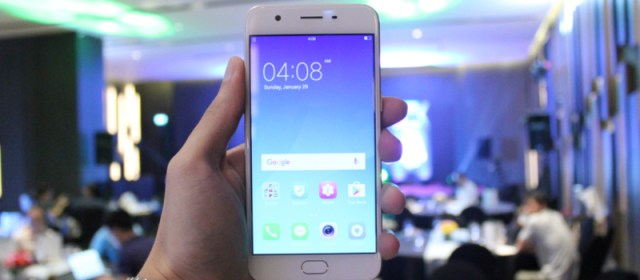 OPPO launches the midrange A57