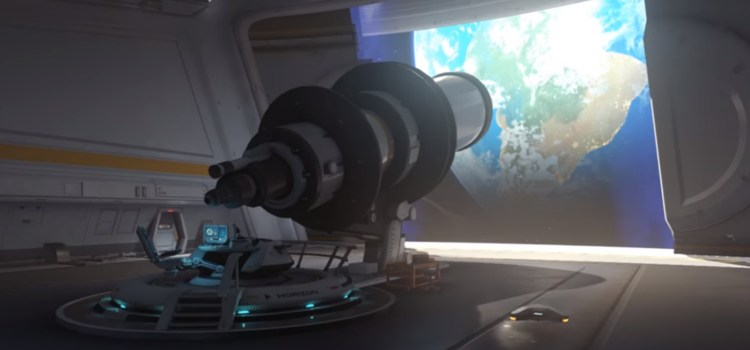 New Horizon Lunar Colony map revealed for Overwatch