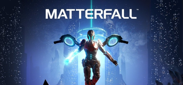 """Blu-Ray disc edition of """"Matterfall"""" for PS4 available on August 16, 2017"""