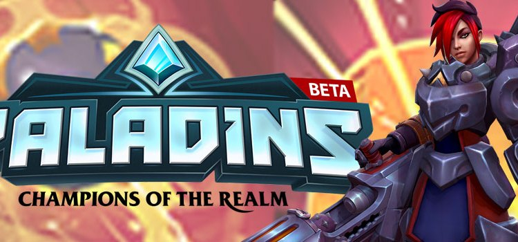 Ash, The War Machine, Roars Into Paladins