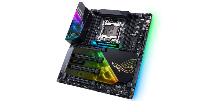 ASUS X299 Based Motherboards Now Available in the Philippines