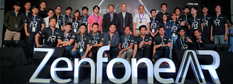 ZenFone AR: A New Reality | ASUS PH's first Hackathon event and ZenFone AR Launch