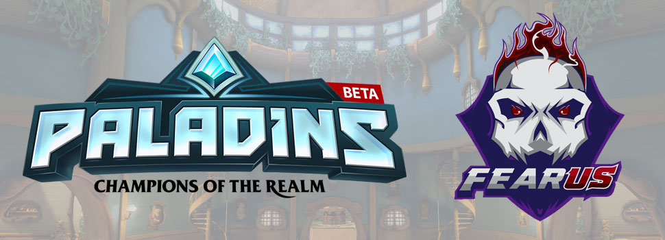 Team Fear Us represents SEA for the Paladins Summer Premiere in Dreamhack