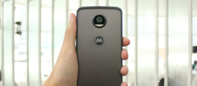 Motorola launches the Moto Z2 Play