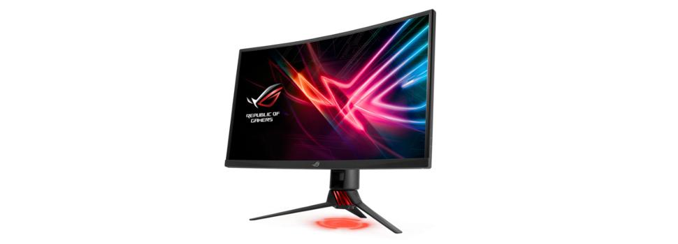 ASUS Republic of Gamers Announces Strix XG27VQ