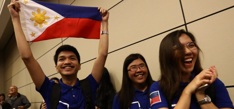 The Philippines finishes at the Top 10 in the Imagine Cup World Finals 2017