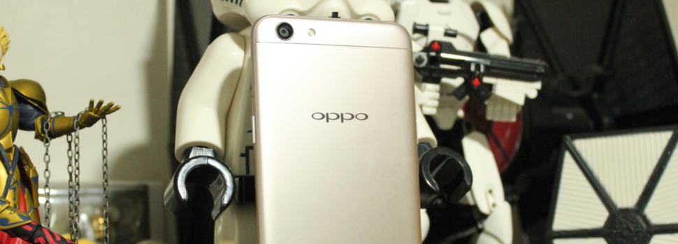 DAILY DRIVEN | OPPO F3