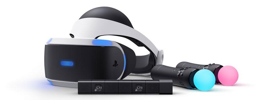 Sony Announces New PSVR Bundle Price