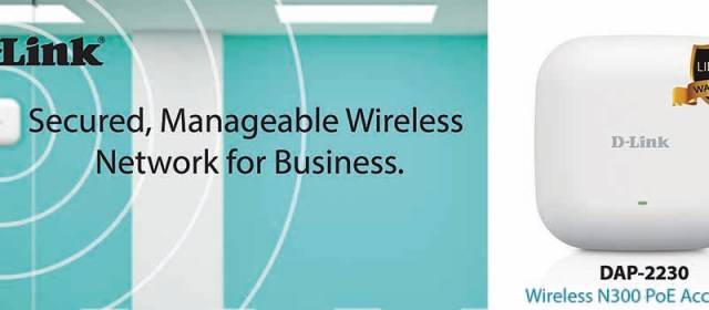 Boost Your Office Network with the DAP-2230 Wireless N PoE Access Point