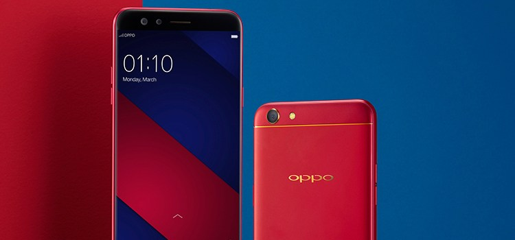 Celebrate Football with the OPPO F3 FC Barcelona Limited Edition Smartphone