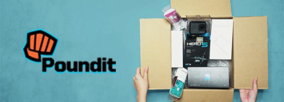 Award-winning, ecommerce startup Poundit raises SGD850K funding, launches revamped online store