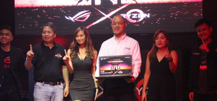 ASUS Republic of Gamers unveils the 8-core Ryzen-powered Strix GL702ZC