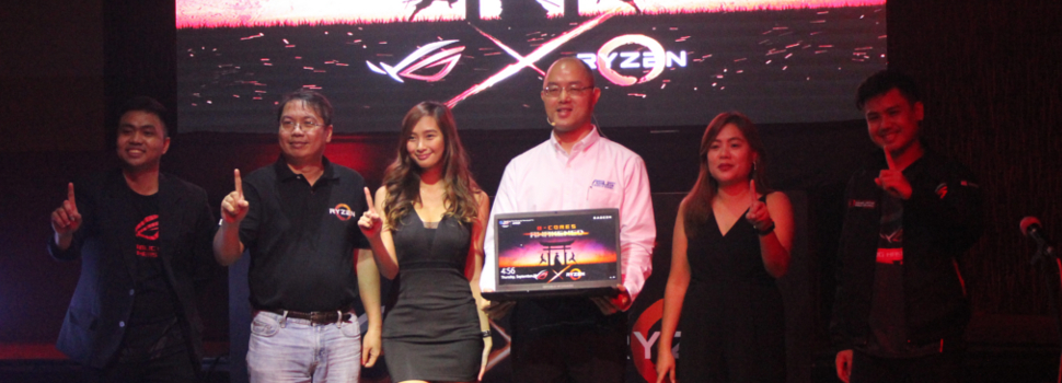 ASUS Republic of Gamers unveils the 8-core Ryzen-powered Strix GL702ZC