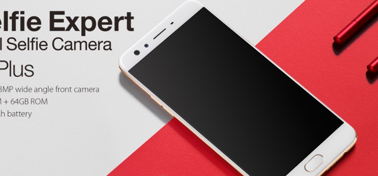 Get the OPPO F3 Plus now for only PHP 21,990!