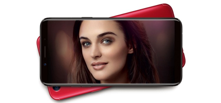 OPPO F5 soon to launch in Southeast Asia and India Market