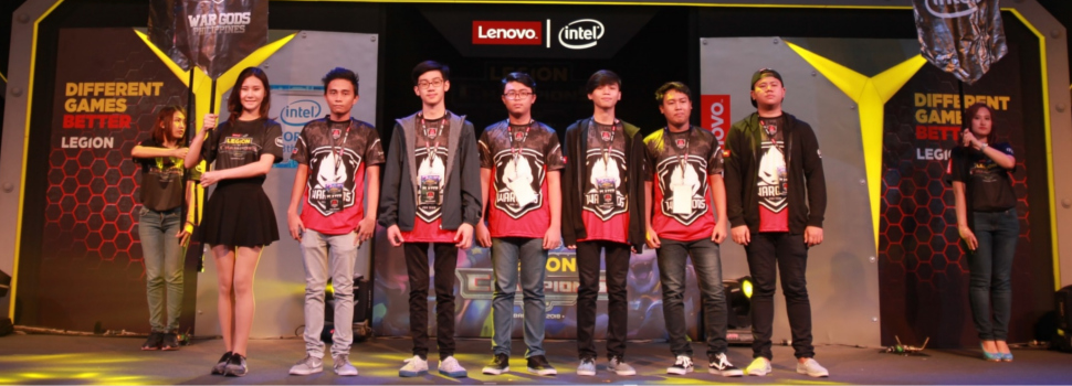 PH Team Clinches Runner-Up Spot At Lenovo Legion Of Champions Series II