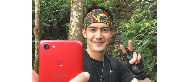 Be a Lakwatsero like Robi Domingo with OPPO