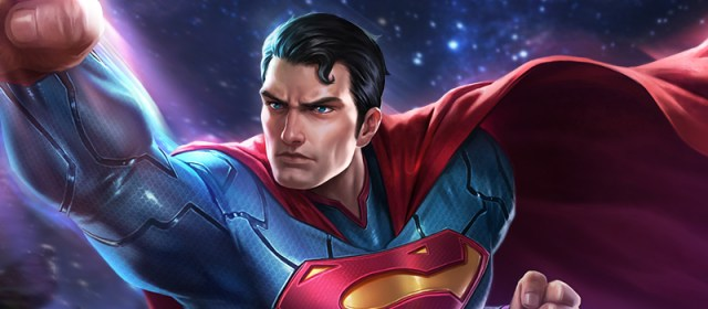 Superman joins Arena of Valor this April 13!