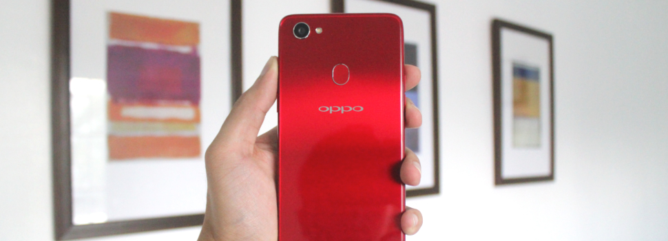 DAILY DRIVEN   OPPO F7