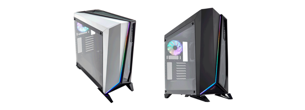 CORSAIR Launches New SPEC-OMEGA RGB PC Case