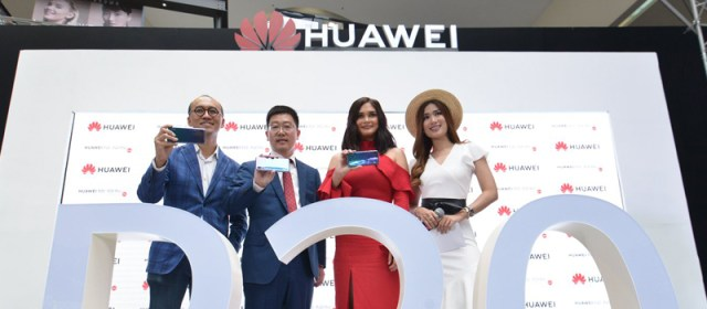 Huawei Formally Launches The P20 Series