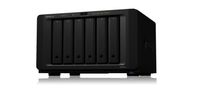 Synology® Announces DiskStation DS1618+