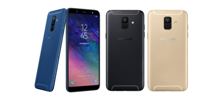 Get the SAMSUNG Galaxy A6 & A6+ in PH stores now!