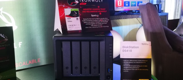 Seagate and Synology Offer Cloud Storage Solutions For Everyone