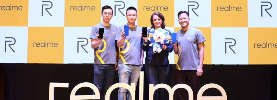The Realme C1 Is Making A Splash With An Online Sale