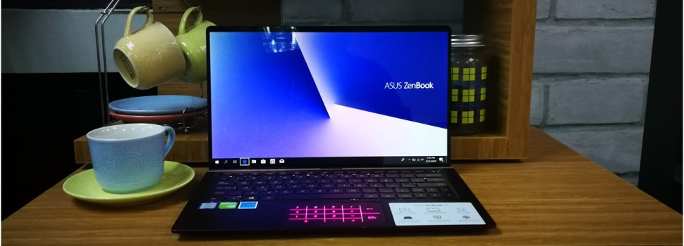 FIRST IMPRESSIONS   ASUS Zenbook UX333 Burgundy Red