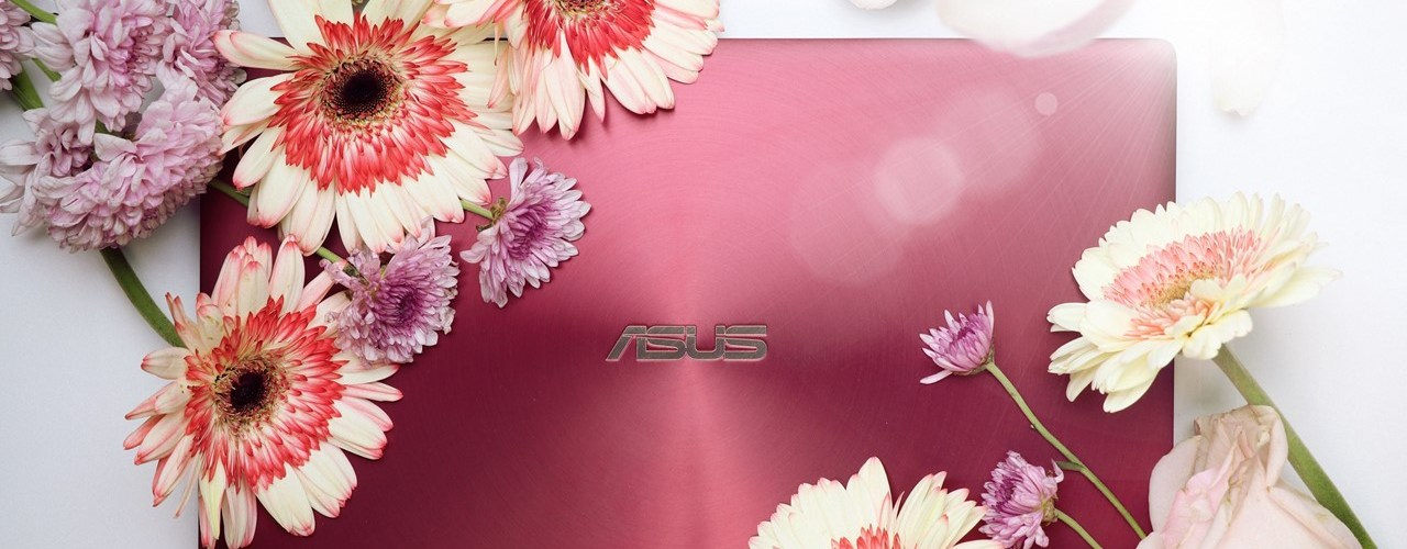 PROMO | Win An ASUS ZenBook 13 Burgundy Red With The Fall In Love With ZenBook Contest!