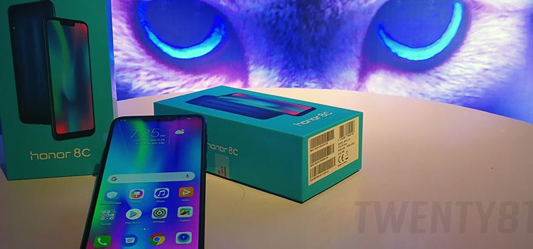 HONOR 8C Announced, Priced At P7,999