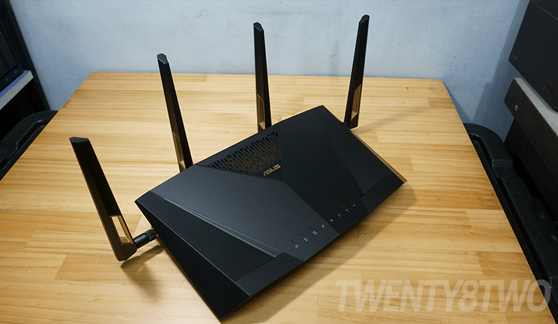 DAILY DRIVEN | ASUS RT-AX88U (Review)