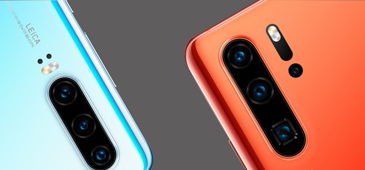Huawei Announces P30 and P30 Pro With Pricing