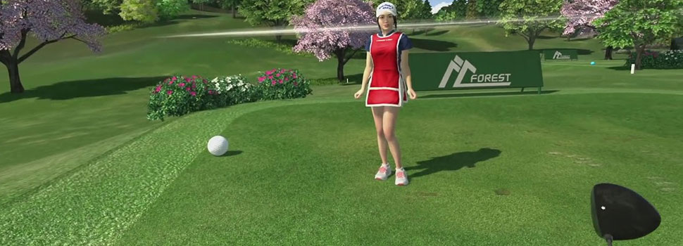 Early Father's Day Gaming Gift Idea: Everybody's Golf VR