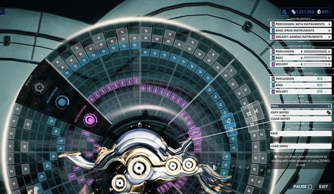 Warframe Spotlight: Octavia