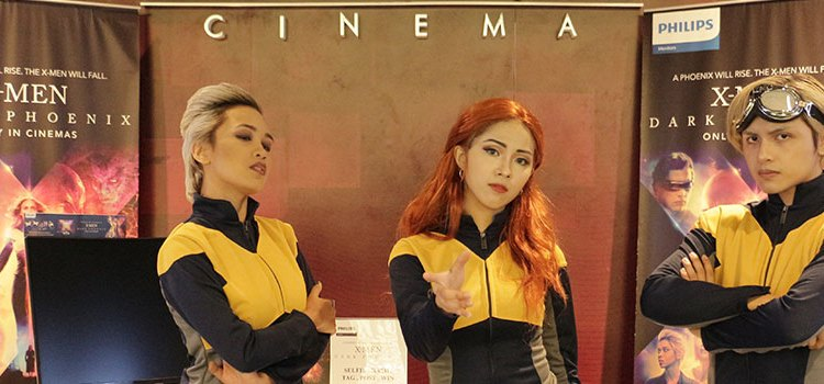 Philips And Twentieth Century Fox Premiere X-Men: Dark Phoenix In Manila