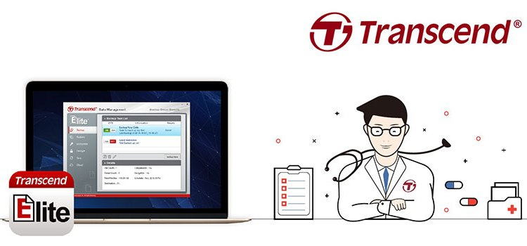 Transcend Presents Exclusive Software Suite for the Ultimate Convenience in Data Security and Performance