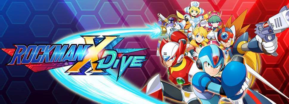 Mega Man X DiVE Opens Global Closed Beta Testing