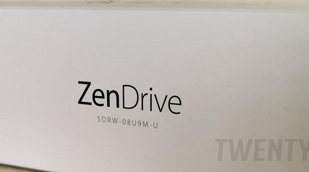 DAILY DRIVEN   ASUS ZenDrive SDRW-08U9M-U Review
