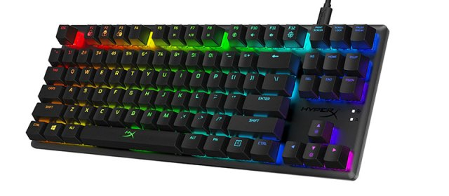 Hyper X launches Alloy Origins Core TKL Mechanical Keyboard
