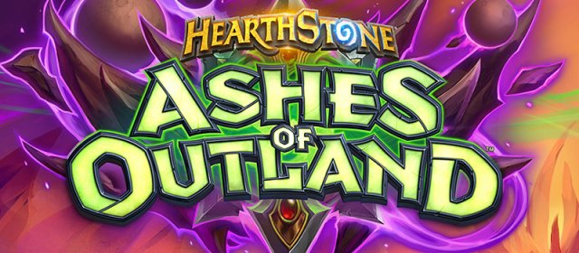 Hearthstone's newest expansion, Ashes of Outland up for pre-purchase