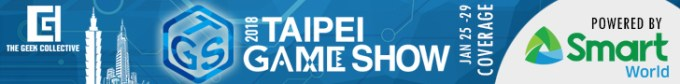 Taipei Game Show 2018