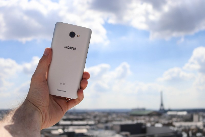 Alcatel POP 4: Paris