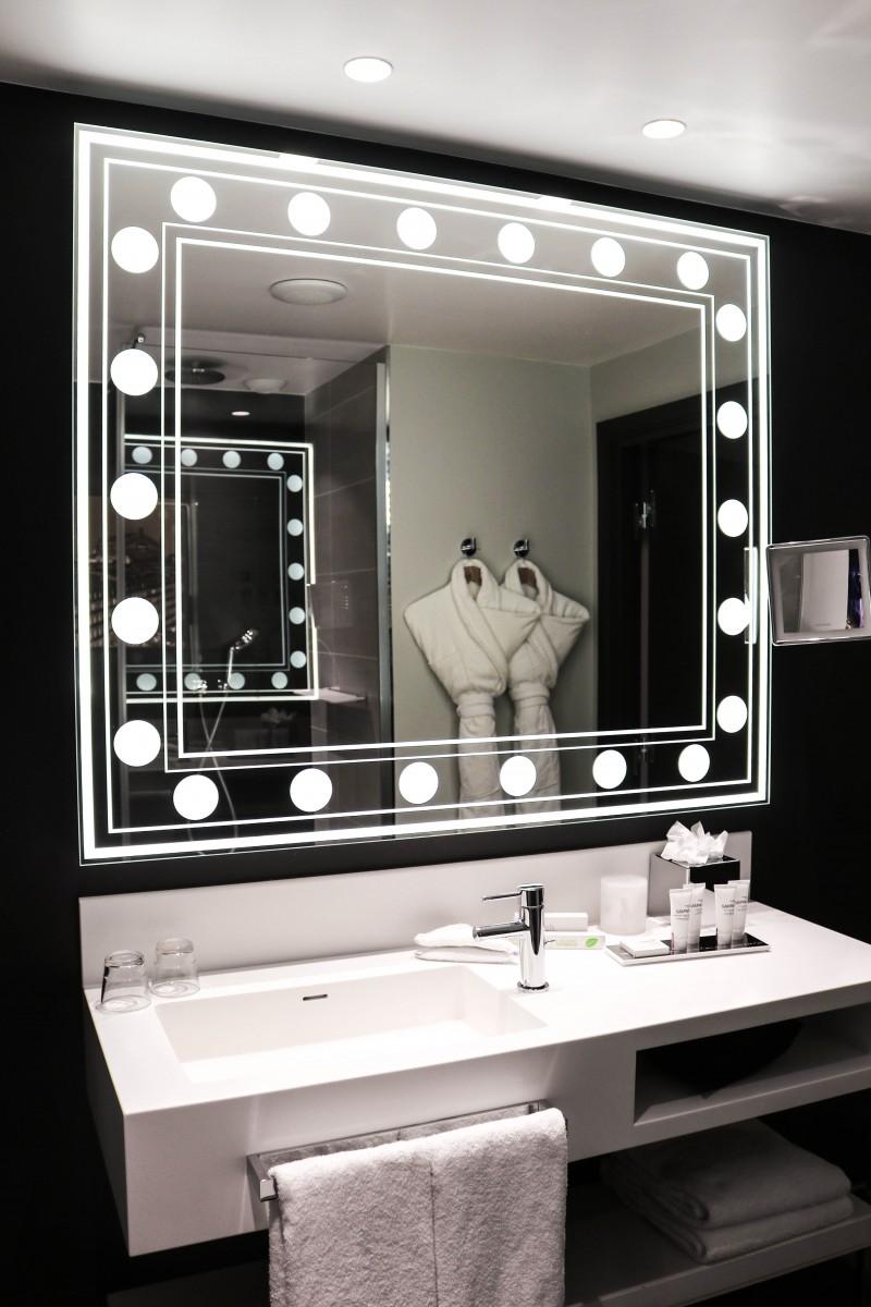 Bathroom Junior Suite Hotel Indigo Paris