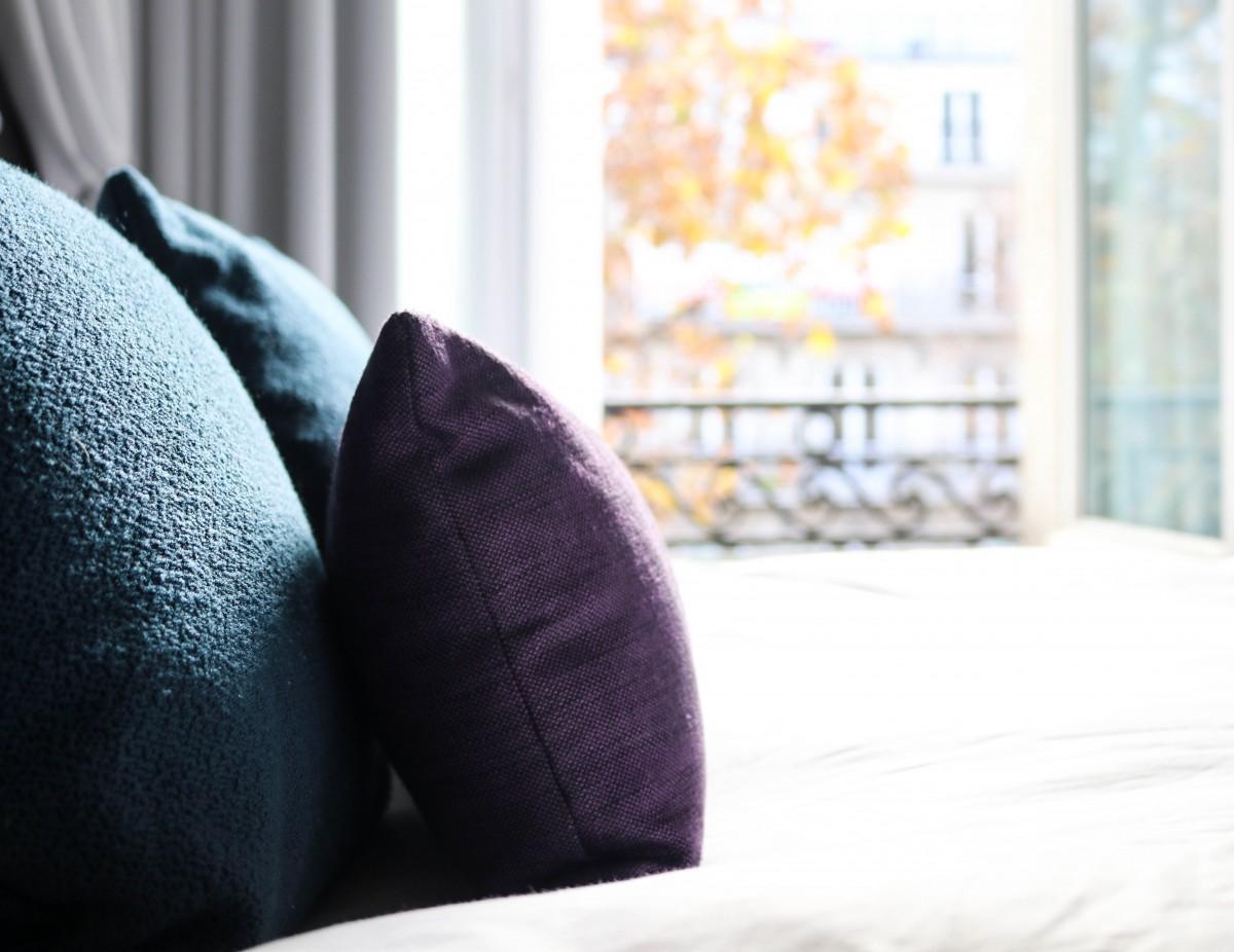 Pillows Hotel Indigo Paris