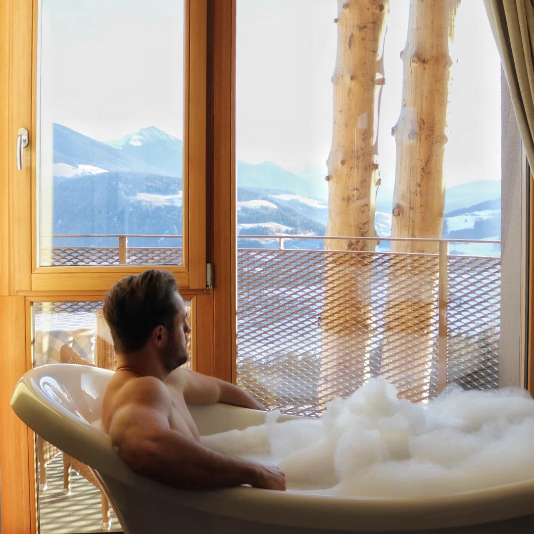 South Tyrol Skiing Hotel Hubertus